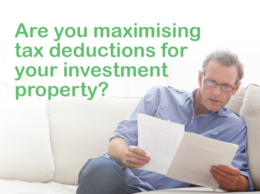 What Tax Deductions Can I Claim On An Investment Property