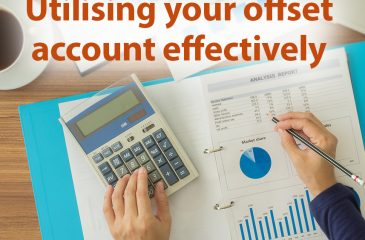 Utilising your offset account effectively
