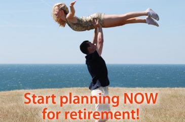 Start planning NOW for retirement!